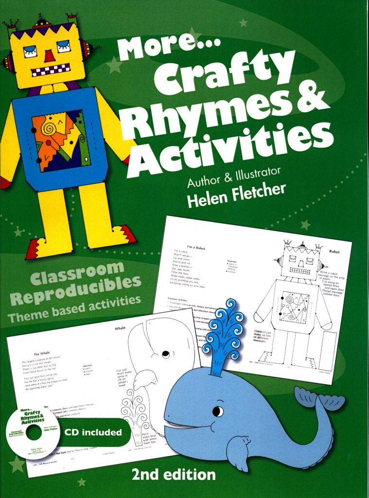 More--Crafty Rhymes & Activities-0