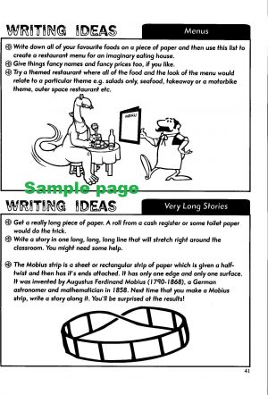 Write On-Hard Copy-41669