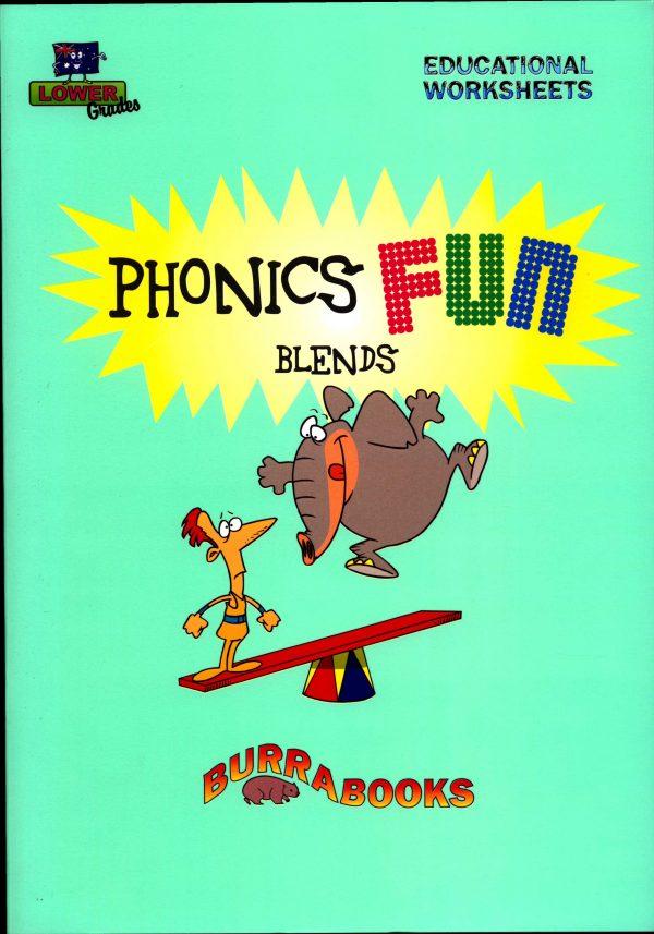 Phonics Fun-Blends