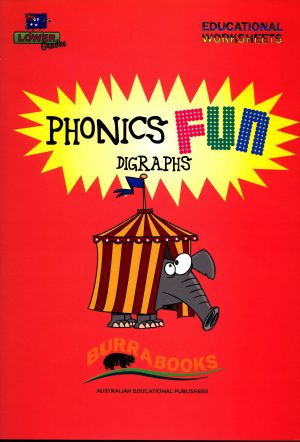 Phonics Fun-Digraphs