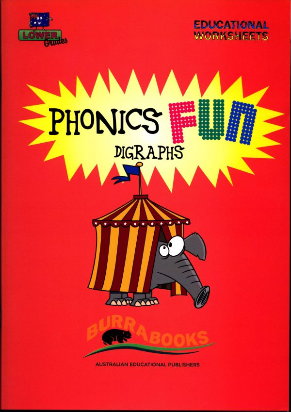 Phonics Fun-Digraphs