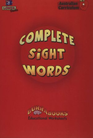 Complete Sight Words-41813