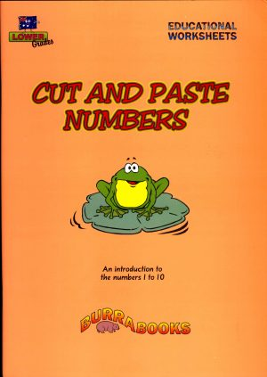 Cut and Paste Numbers-41976