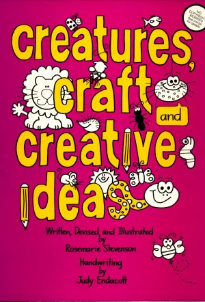 Creatures, Craft and Creative Ideas-0