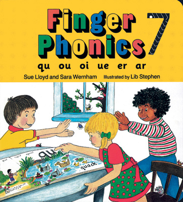 Finger Phonics 7