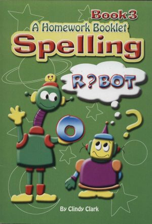A Homework Booklet Spelling Book 3