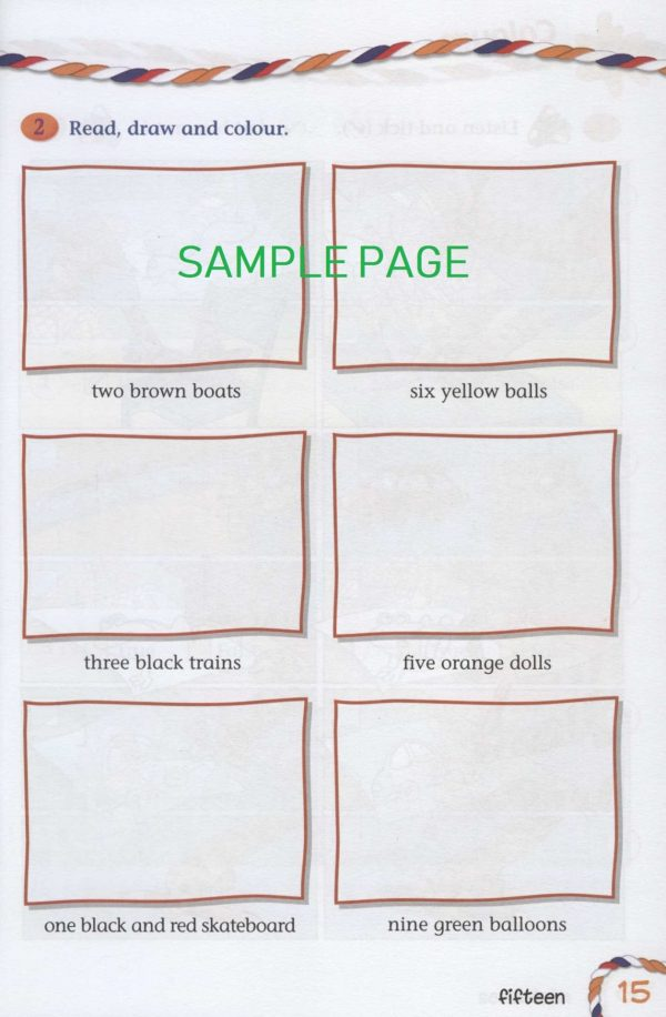 Join Us 1 Activity book for English