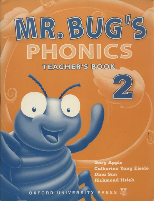 Mr Bug's PHONICS Teachers Book 2