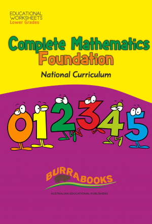 Complete Mathematics - Foundation - DOWNLOADABLE
