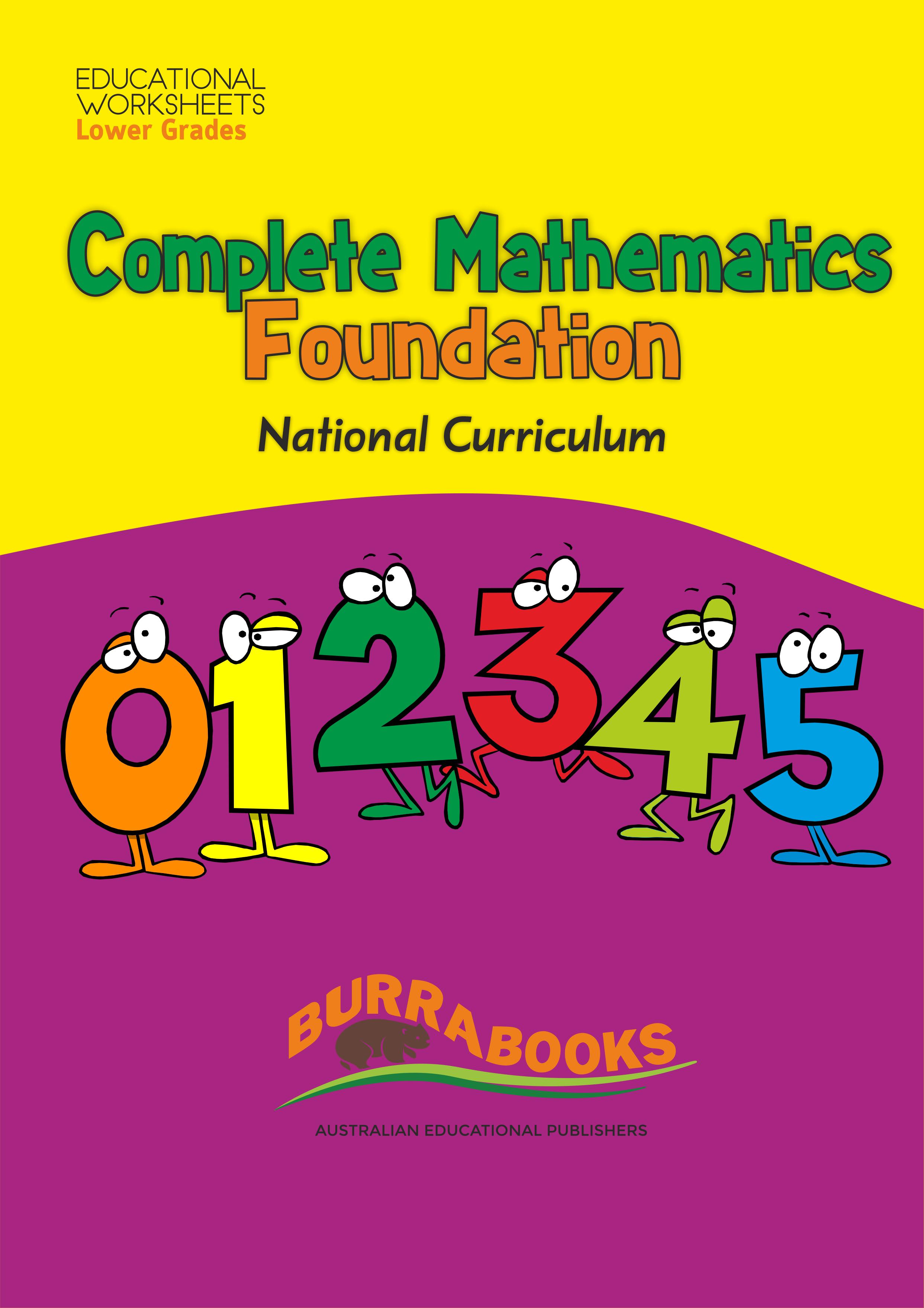 Complete Mathematics - Foundation - DOWNLOADABLE