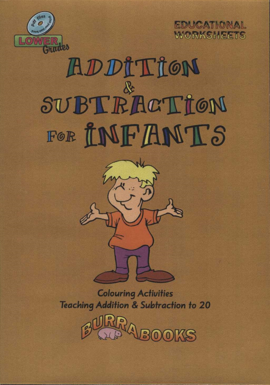 Addition and Subtraction for Infants DOWNLOADABLE Book